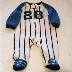 Monkey sport pajamas